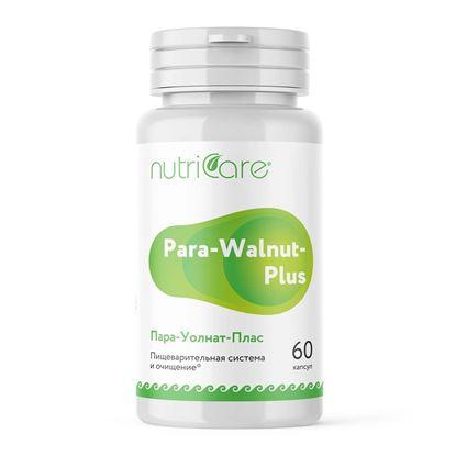 Пара-Уолнат-Плас (Para-Walnut-Plus), капсулы, 60 шт