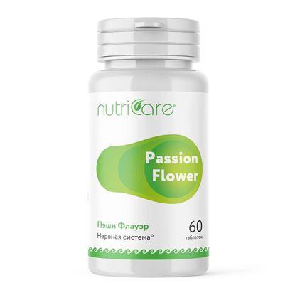 Пэшн Флауэр (Passion Flower), таблетки, 60 шт