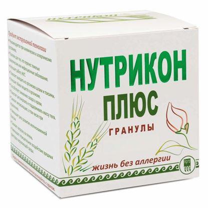 Изображение Нутрикон Плюс, гранулы, 350 г